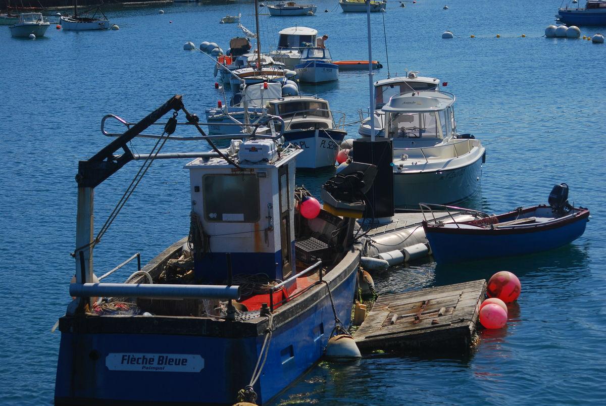 le port de Ploumanac`h